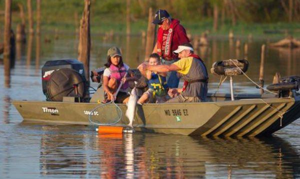 Get hooked on fishing with MDC Free Fishing Days June 9th and 10th