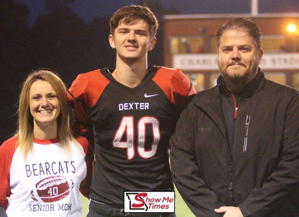 2018 DHS Fall Senior Night Featuring Braxton Foster