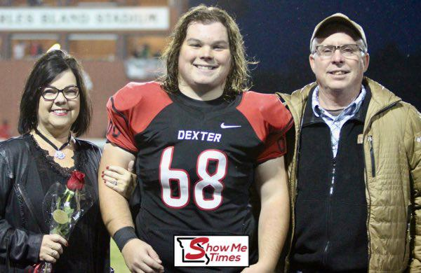 2018 DHS Fall Senior Night Featuring Colten Gibson